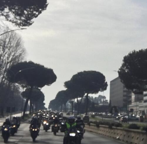 Evento Rispettiamociinstrada Roma 2020 (2)