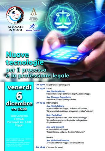 nuove tecnologie per il processoo e la professione legale (5)